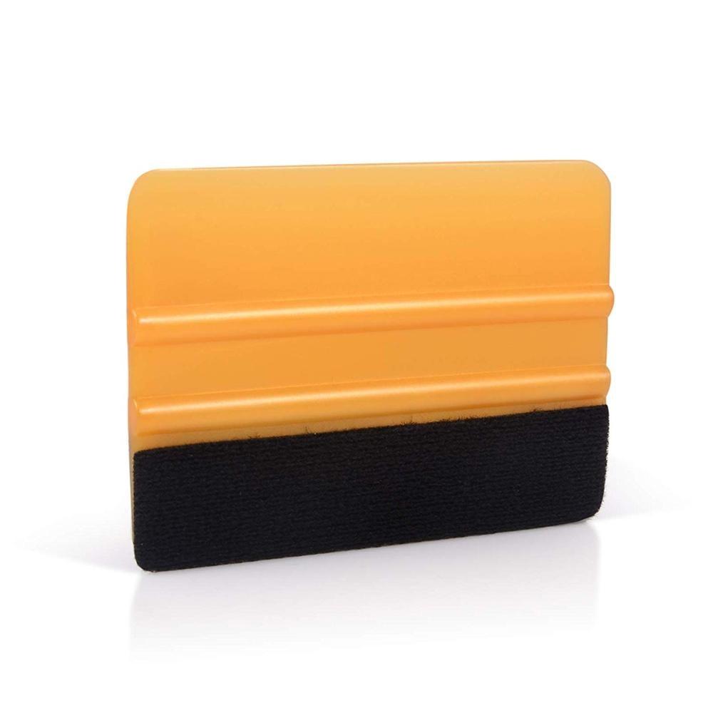 EHDIS Vinyl Wrap Car Film Filt Squeegee Carbon Fiber Wraping Tool - Exteriör biltillbehör - Foto 6