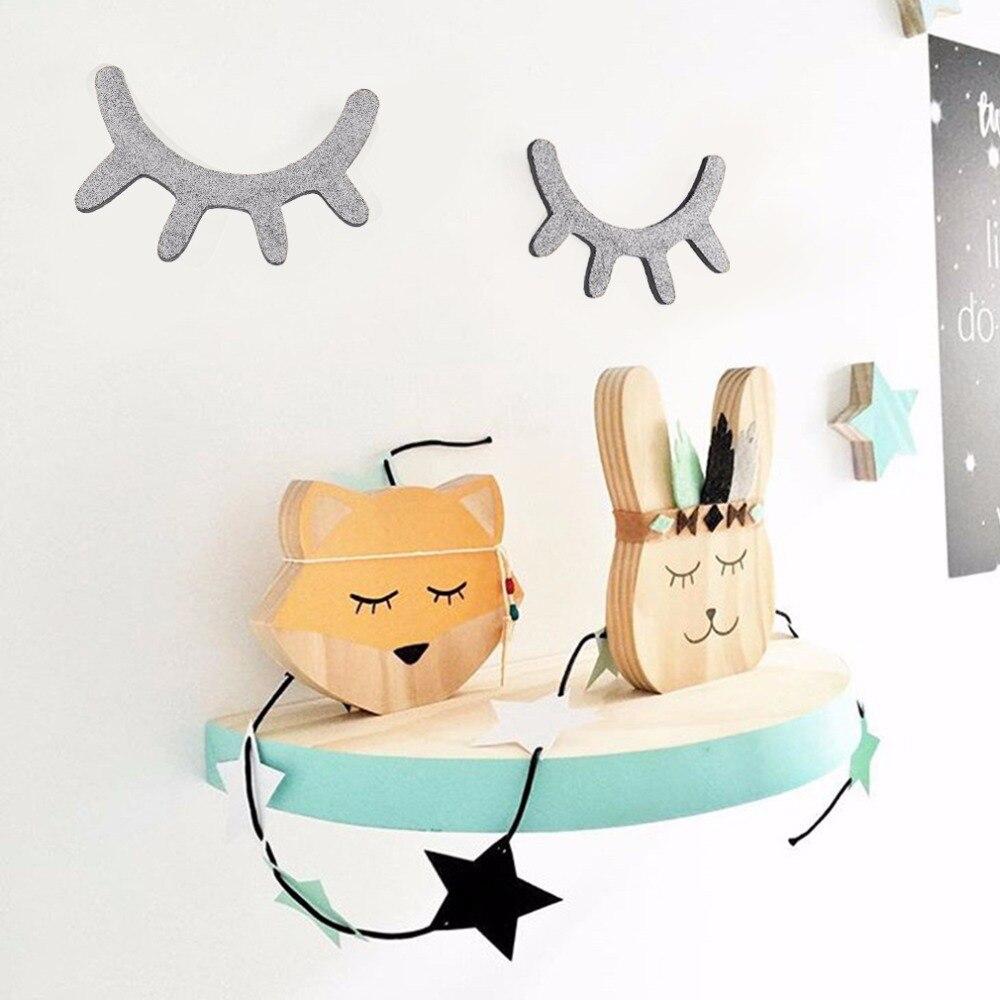 unids pestaa pestaas de adorno de pared de casa muebles para el hogar de madera