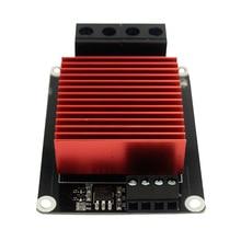 Новый Горячий 3D Части Принтера Отопление Контроллер MKS MOSFET Для Тепла Кровать Экструдер МОП Модуль XXM