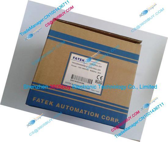 New Original FBS-24MAR2-AC PLC AC220V 14 DI 10 DO relay Main Unit in box