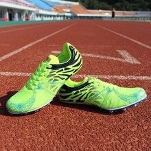 Feminino Esportivo спортивные кроссовки для бега с шипами, спортивные кроссовки для бега с шипами, мужские и женские кроссовки для тренировки ногтей