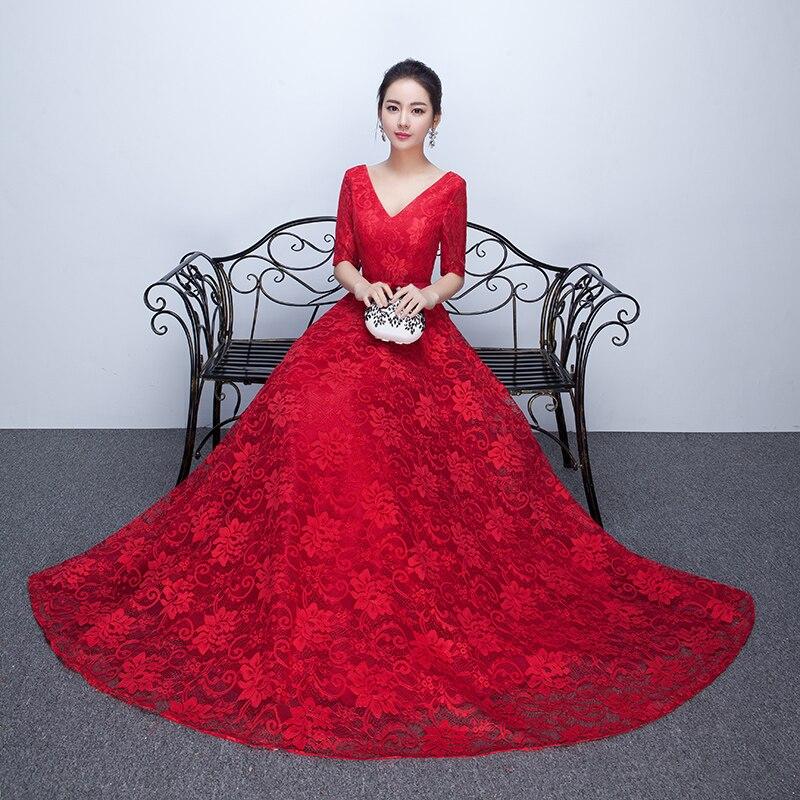 Suosikki Besondere anlässe elegante Mutter der Braut Kleider lange ...