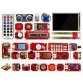 Elecrow Raspberry Pi 3 Kit de Inicio del LED Módulos de Sensor de 9G Servo DIY Educación Electrónica Del Usuario con la Caja Al Por Menor Envío gratis