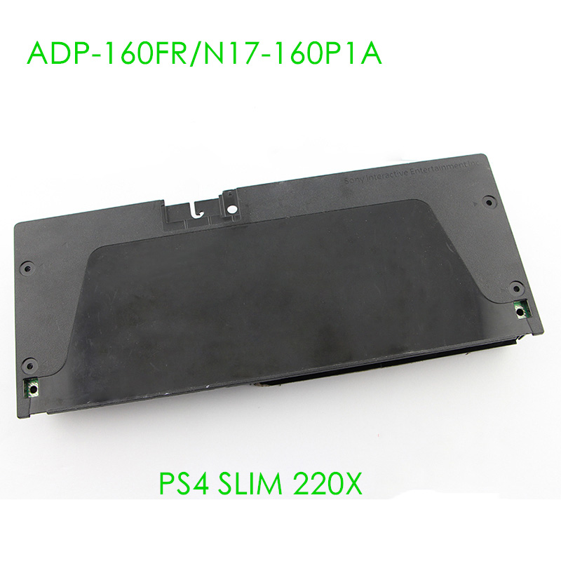 Original Second Power Adapter ADP 160FR N17 160P1A For PS4 slim Console Power Adapter 160FR 160