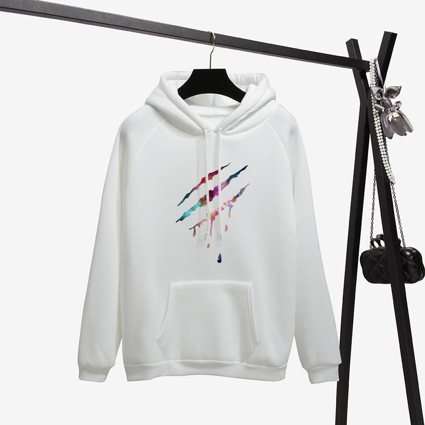 HTB15FVlKx9YBuNjy0Ffq6xIsVXab - OH YES2017 New Fashion Corduroy Long sleeves Letter Harajuku Print Girl Light pink Pullovers Tops O-neck Woman Hooded sweatshirt