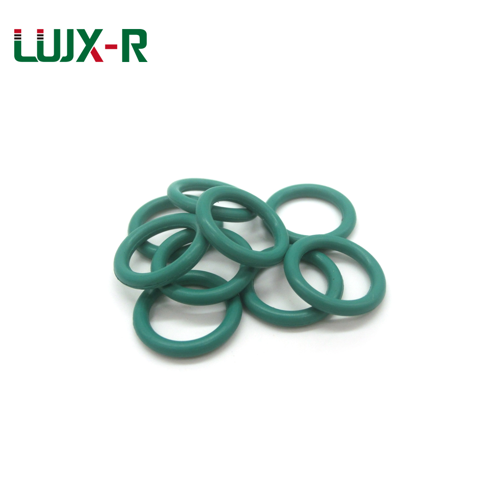 10 x Automobile 18.5mm OD 2.2mm Thickness Rubber O-ring Oil Seal Gaskets