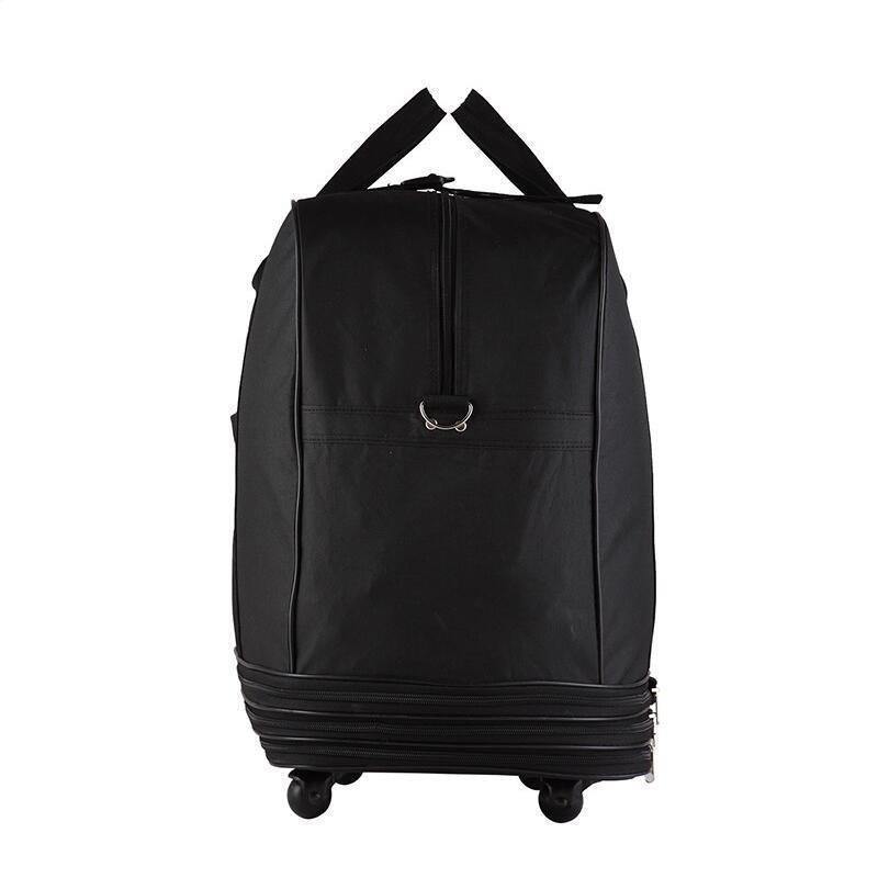 rodas dobráveis bolsaagem sacolas bolsa Composição : Oxford