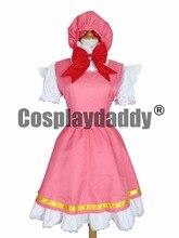 Cardcaptor Sakura kinomoto sakura cosplay kostium magiczne różowa sukienka   czapka   skrzydła