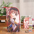 Anime Hetalia Waterproof PU Leather Stationery Pouch/Brush Pot/Pen Holder/Pencil Case Bag/Office School Supplies