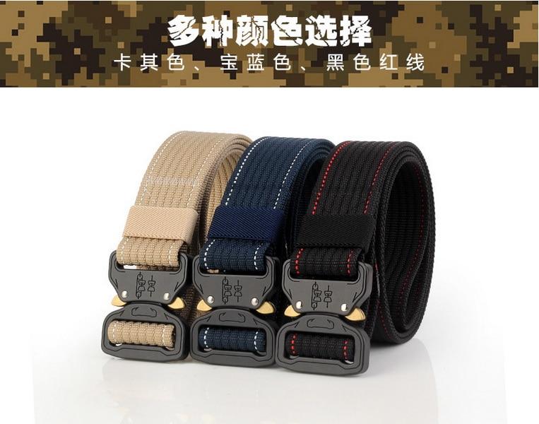 20 pcs Metal Buckle Tactical Gear Heavy Duty Belt Nylon Swat Molle Padded Patrol Waist Belt