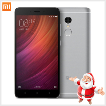 Xiaomi Redmi Note 4 3GB RAM 32GB ROM smartphone MTK Helio X20 10-Core Note4 1080P MIUI8 Fingerprint ID cellphone