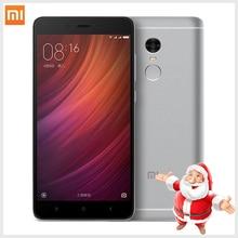 Xiaomi Redmi Note 4 3GB RAM 32GB ROM smartphone MTK Helio X20 10-Core Note4 1080P MIUI8 Fingerprint ID cellphone