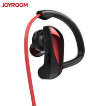 Joyroom Wireless Bluetooth Earphone Sports Ear Hook Headphone  Waterproof Level IPX7 Magnetic With Mic Earphone For Mobile Phone