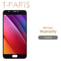 Tested ONE BY ONE Display For ASUS Zenfone 4 Max Plus ZC550TL LCD Touch Screen X015D