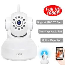 IMIEYE HD 1080P 720P Wifi IP Camera Wireless IR CCTV Surveillance Security Network Mini Cam Video Record Pan Tilt Baby Monitor