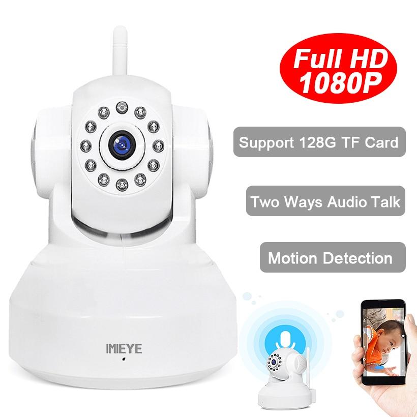 IMIEYE HD 1080P 720P Wifi IP Camera font b Wireless b font IR CCTV Surveillance Security