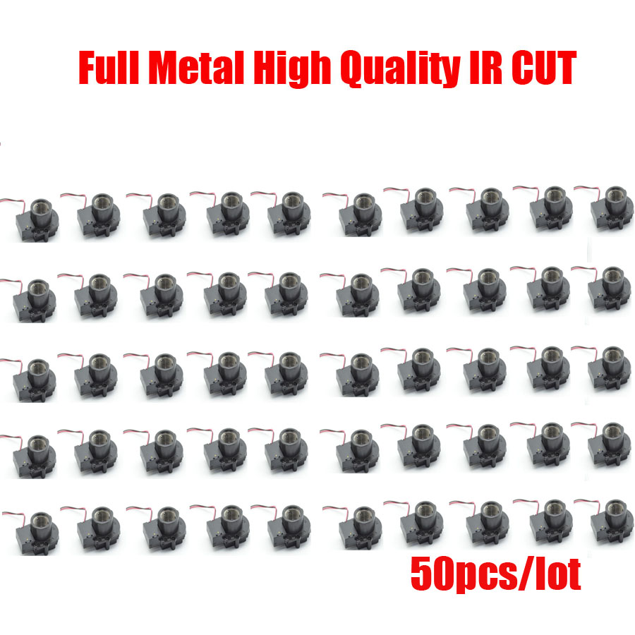 15b7bb0a0dfa34 50pcs  lotslFull metal M12 IR cut Filter ICR with M12 Lens Mount Holder  Dual Filters switch vivid images for HD Cameras