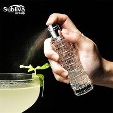 30 мл мартини для бара, для бармена коктейльное спрей бутылка прозрачная Стекло бутылкы парфюмерного спрея в бутылках декоративные бутылки спрей бутылка