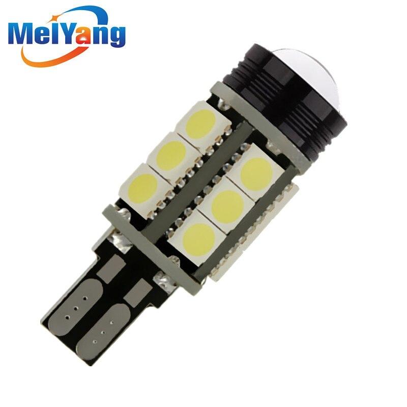 10pcs T15 T10 Canbus White Error Free COB Bulbs <font><b>Emitter</b></font> <font><b>LED</b></font> 921 912 W16W <font><b>LED</b></font> Car lamps External Lights 5050 SMD 12V Xenon