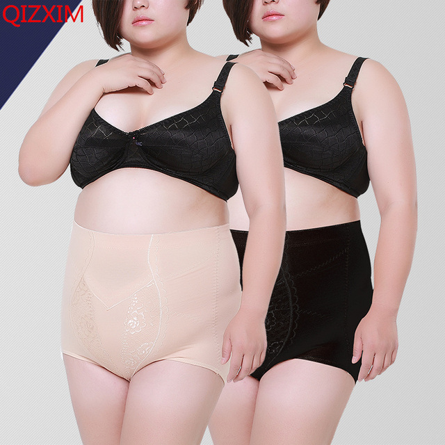 e837c0cce045f High Waist Soft Lady Tummy Control Panties Body Shaper Hip Belly Abdomen  Butt Lift Underwear Panties stretching under wear 5XL