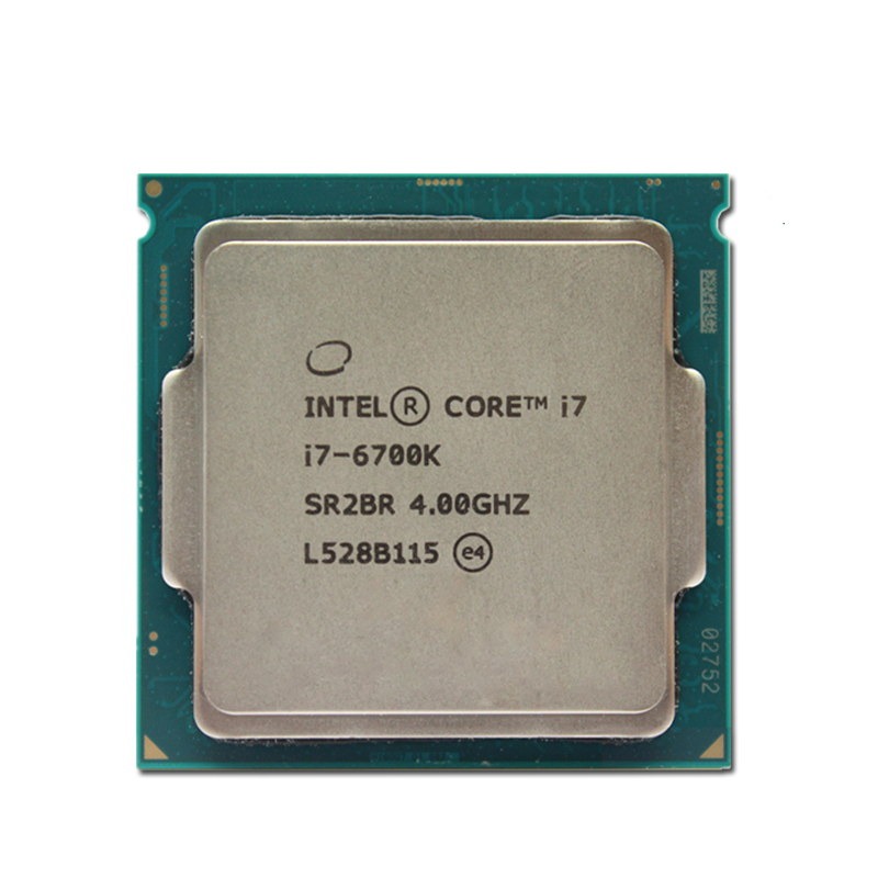 Intel Core i7 6700K i7 6700k LGA1151 8MB Cache 4 0GHz Quad Core Processor cpu