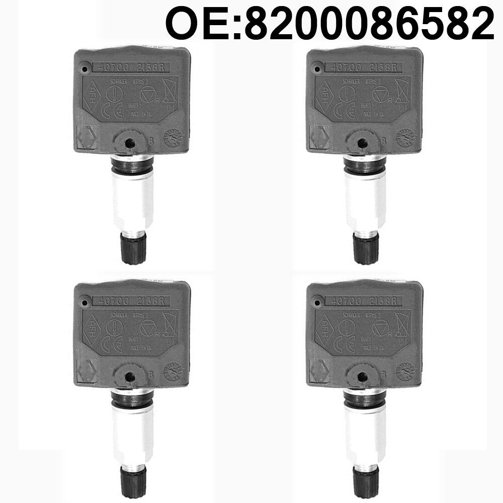 4 pcs new Waterproof car tpms Tire Pressure Monitor Warning System Sensor 433MHz for infiniti FX
