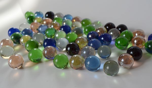 Glass Marbles Game : Aliexpress buy pcs glass ball mm marbles classic