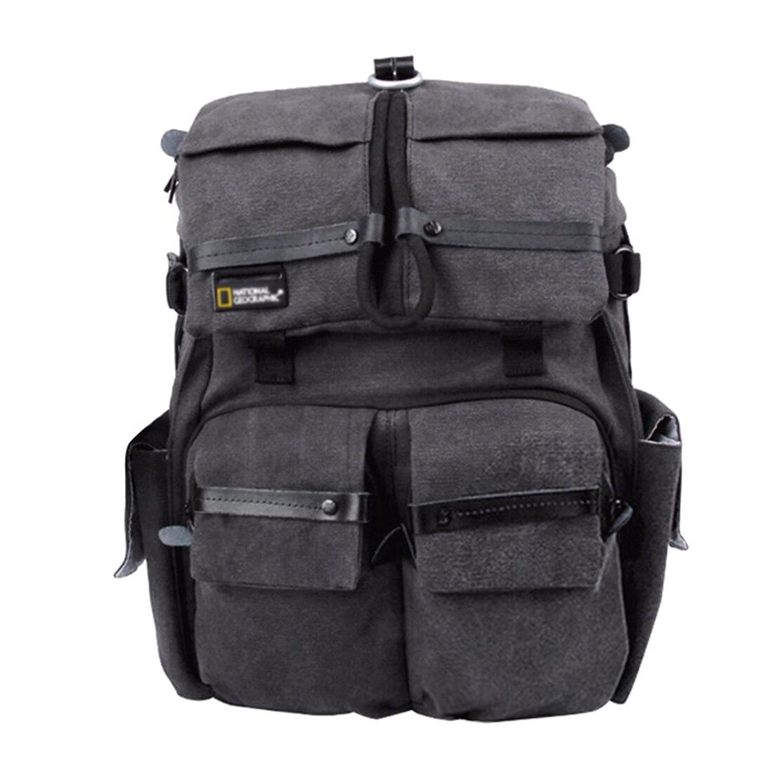 Sac photo de haute qualité NATIONAL GEOGRAPHIC NG W5070 sac à dos pour appareil photo véritable sac de voyage en plein air (version Extra épaisse)