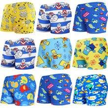 Cartoon Swimming Trunks Kids Swim Trunks Baby Boys Bathing Suit Children Beach Wear Boys Summer Board Shorts Swimwear