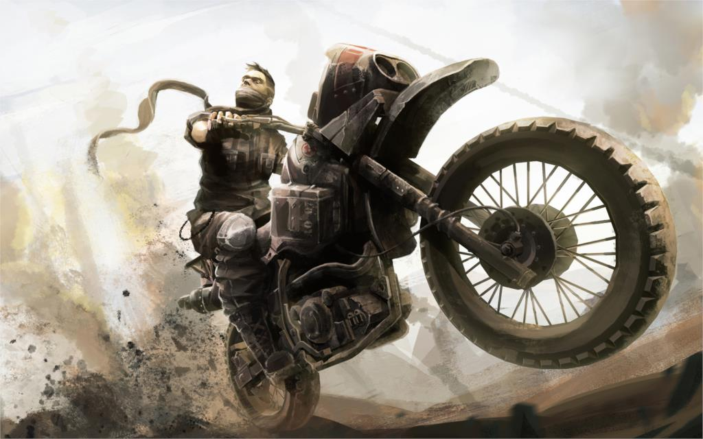 Montagne v lo affiche promotion achetez des montagne v lo for Maison de la moto belle rose