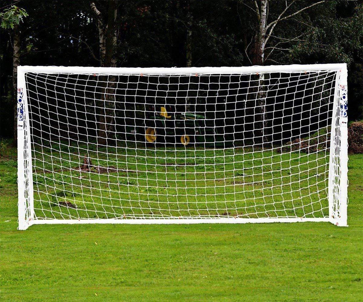 3M*2M PE Goal Net 5 Person Futbol Football Soccer Net Cotton Spandex Material  Goal Net Post Nets Outdoor Sport Training Tool