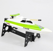 FT008 4CH 27Mhz 15km/h High Speed Radio Control RC Boat boats VS FT009 FT012 FT011 Racing Speed Electric Toys & Hobby