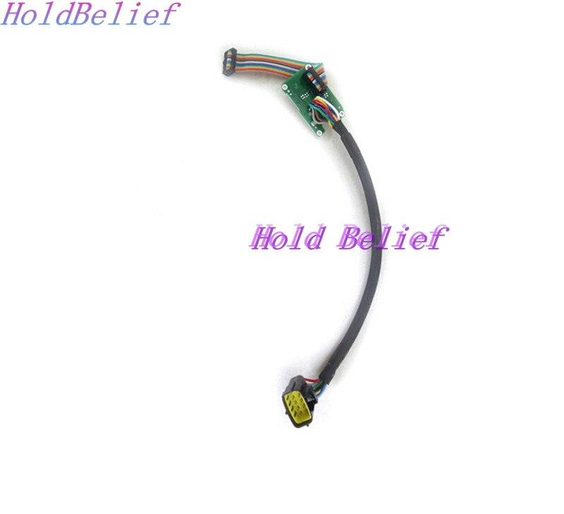 Monitor Plug Connector For Volvo EC140 EC210 EC240 EC290 EC360 ExcavatorMonitor Plug Connector For Volvo EC140 EC210 EC240 EC290 EC360 Excavator