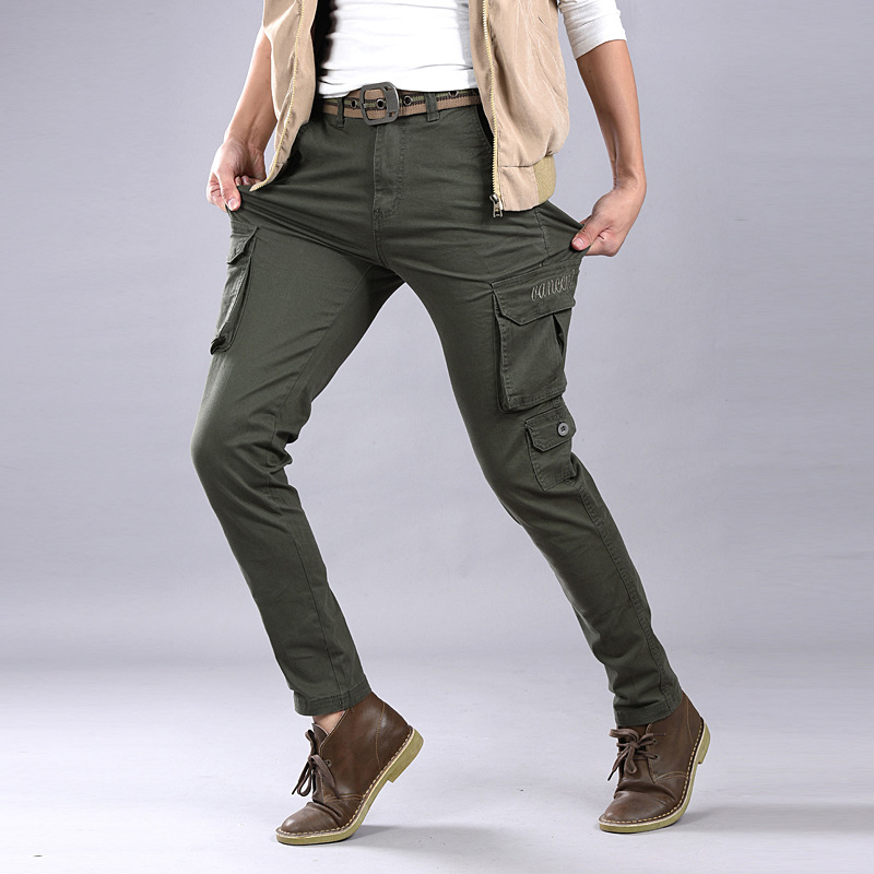 Online Buy Wholesale green khaki pants from China green khaki ...