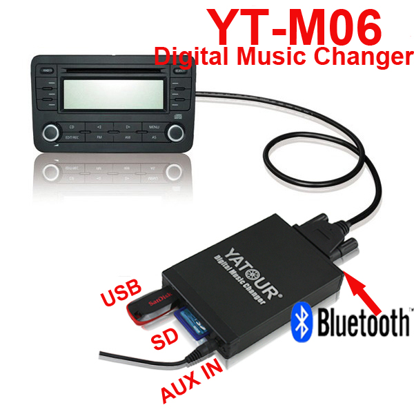 US $55 45 6% OFF|Yatour car audio MP3 interfaces for Volvo HU radio C70 S40  S60 S80 V40 V70 XC70-in Car MP3 Players from Automobiles & Motorcycles on