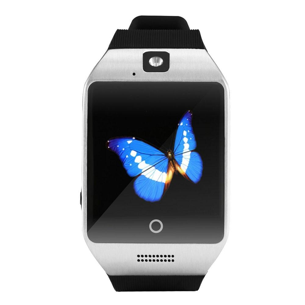 New Luxury Q18s Bluetooth 3 0 1 54 Screen Display Smart font b Watch b font