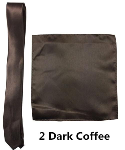 2 _  39 Colours Man Polyester Silk Pocket Sq. Tie Go well with Set Hanky Groom Wedding ceremony Fits Enterprise Handkerchief Necktie ZY186117 HTB15FeOyL5TBuNjSspcq6znGFXat