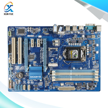 For Gigabyte GA-Z77P-D3 Original Used Desktop Motherboard Z77P-D3 For Intel Z77 Socket LGA 1155 For i3 i5 i7 DDR3 ATX On Sale
