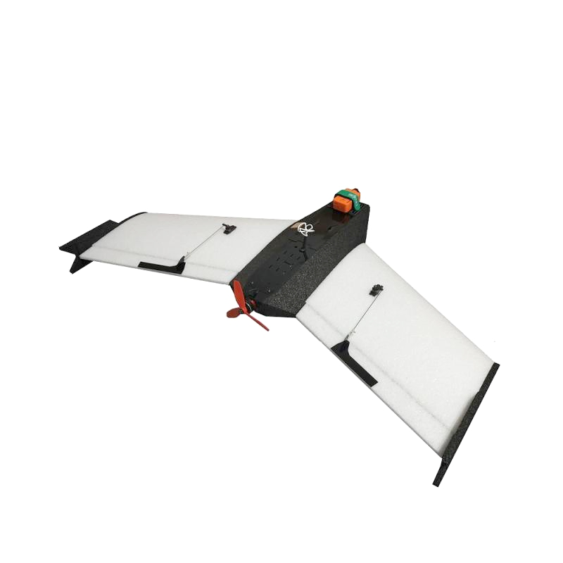 CK Wing EPP Carbon Fiber 840mm Wingspan Triangle Wing RC Airplane Kit only for FPV Racing Compatible F3/F4