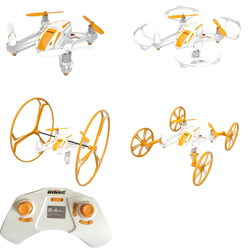 2 4g remote control rc drone flying drone U941 4CH RC QuadCopter Four rotor deformation UAV