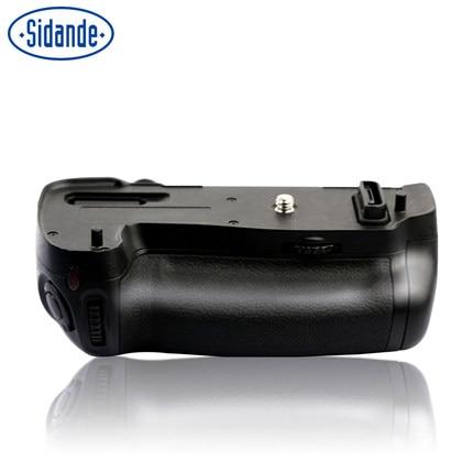NEW BG-E9 SIDANDE  Battery Grip For NIKON D750 Battery Case CAMERA BATTERY meike dslr camera built in 2 4g battery grip for canon eos 7d mark ii as bg e16