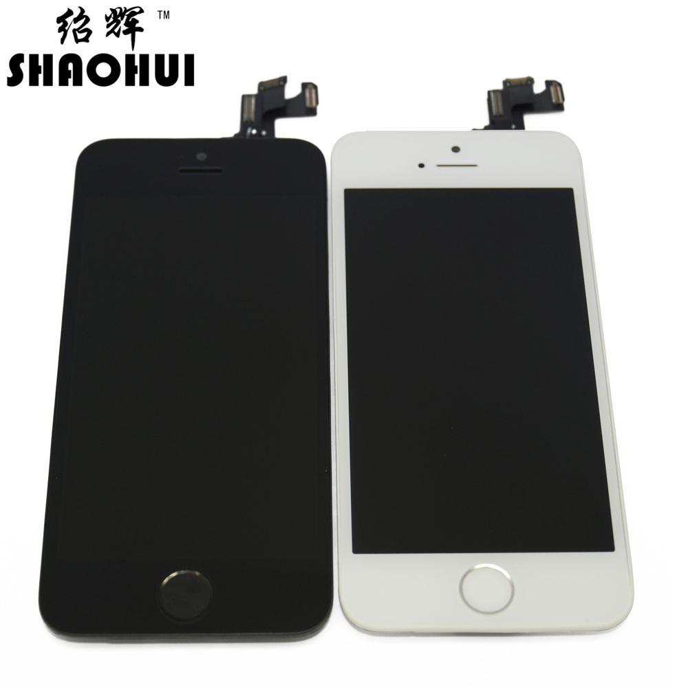 iphone 5s camera not working black screen shaohui a quanlity for iphone 5s lcd touch screen 6690