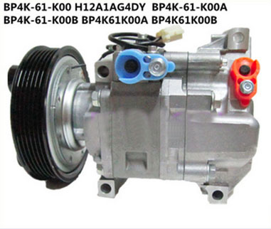 Bp4k61k00a H12a1ag4dy Ac Compressor For Mazda 3 1.3 1.6 H12a1af4dw Clear And Distinctive Back To Search Resultshome