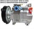 BP4K61K00A H12A1AG4DY ac kompressor für Mazda 3 1,3 1,6 H12A1AF4DW
