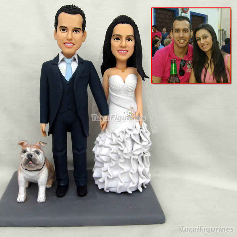india interracial figurine couple lover gift customized present gifts for  girlfriend her real face sculpture by polymer clay