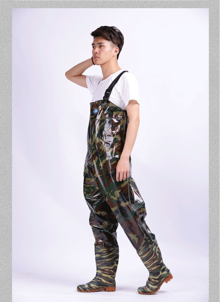Fishing Chest Waders 13