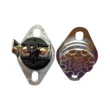 100PC Manual KSD301/KSD303 45C-150C 50C 55C 60C 65C 70C 75C 80C 85C 90C 95C Degrees Celsius reset Thermostat Temperature switch цена