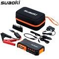 Suaoki G7 Car Jump Starter With 600A Peak Current,18000mAh Battery Capacity and LED Flashlight Orange EU PLUG