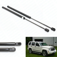 2 Rear Tailgate Auto Gas Spring Prop Lift Support Fits For 2008 2013 Jeep Liberty