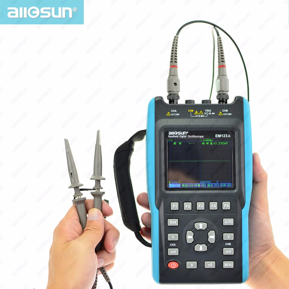 Accurate Measurement Accuracy LCR Meter Multimeter AT825 10KHz L C R Q D Z Theta ESR Tester LCD Touch Screen USB AC100-240V Tester Multi Testers